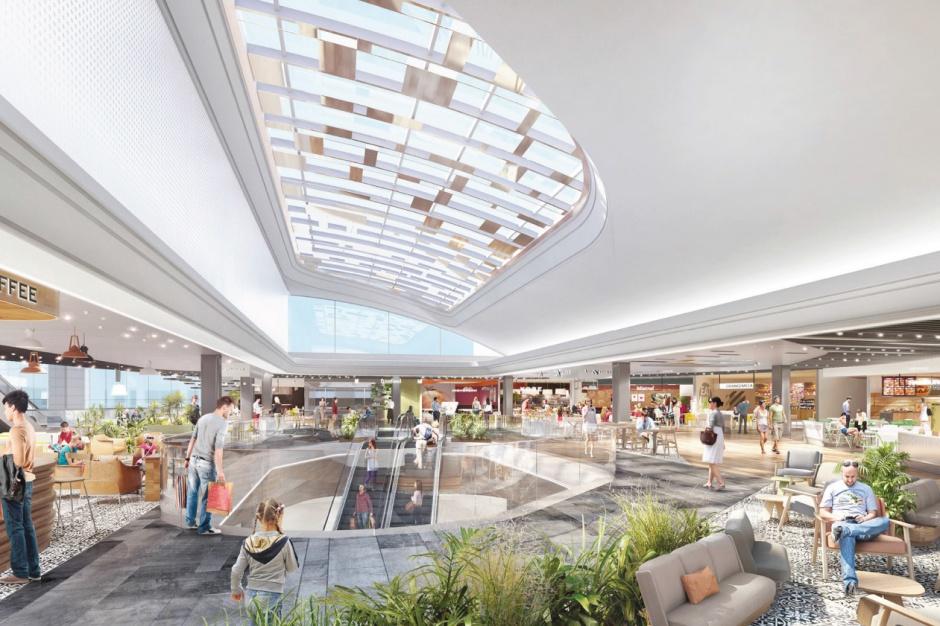 Modernizacja - skuteczny sposób na nowe życie galerii handlowych