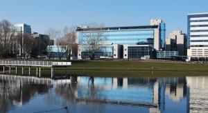 Chemiczna ekspansja w warszawskim biurowcu