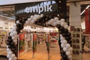 Empik rozbudowuje kategorię swoich produktów dzięki nowej strategii