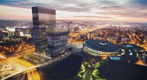 Biurowa wieża odlicza dni do startu budowy