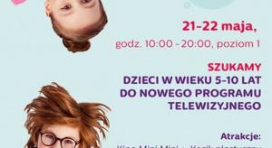 Rodzinny weekend z rybką MiniMini w Poznań City Center