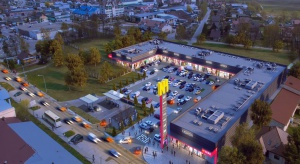 Biłgorajski park handlowy wchodzi do gry