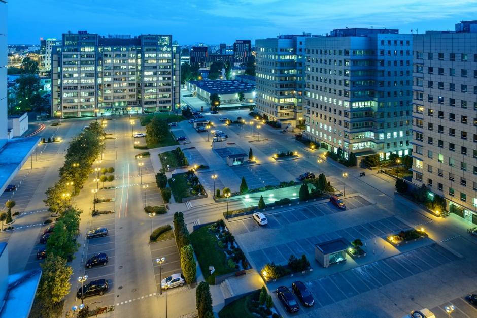 Jeden z największych kompleksów biurowych w Polsce do wzięcia