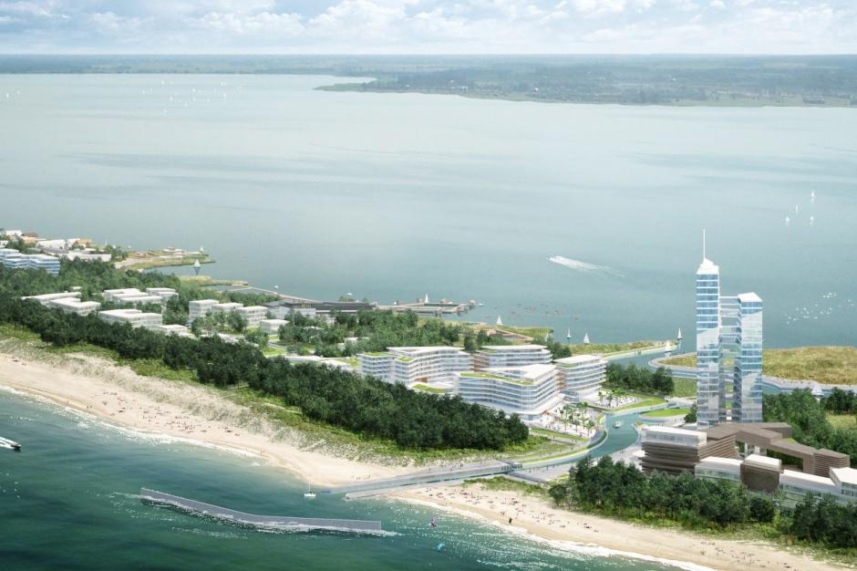 Dune City będzie pełne hoteli. W inwestycji pomoże doradca