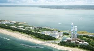 Nowe miasto nad Bałtykiem będzie pełne hoteli