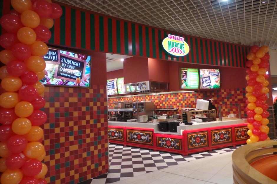 Food Court Nigdy Nie Jest Za Mały Centra Handlowe