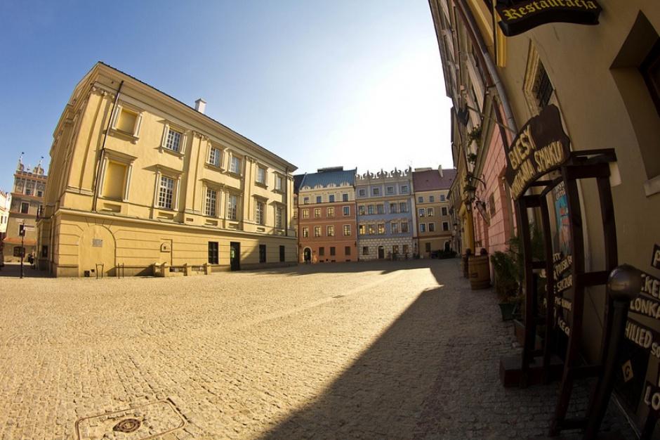 Cztery gwiazdki w Lublinie. Ale nic za darmo
