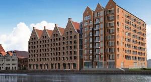 Hotel na Wyspie Spichrzów wkrótce w budowie