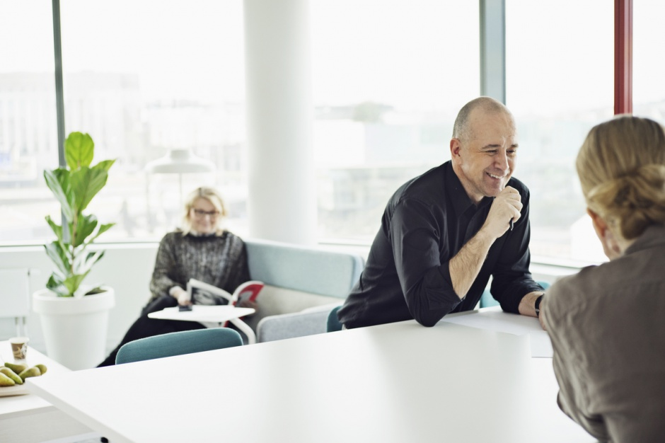 Dobry menedżer rozumie znaczenie środowiska pracy
