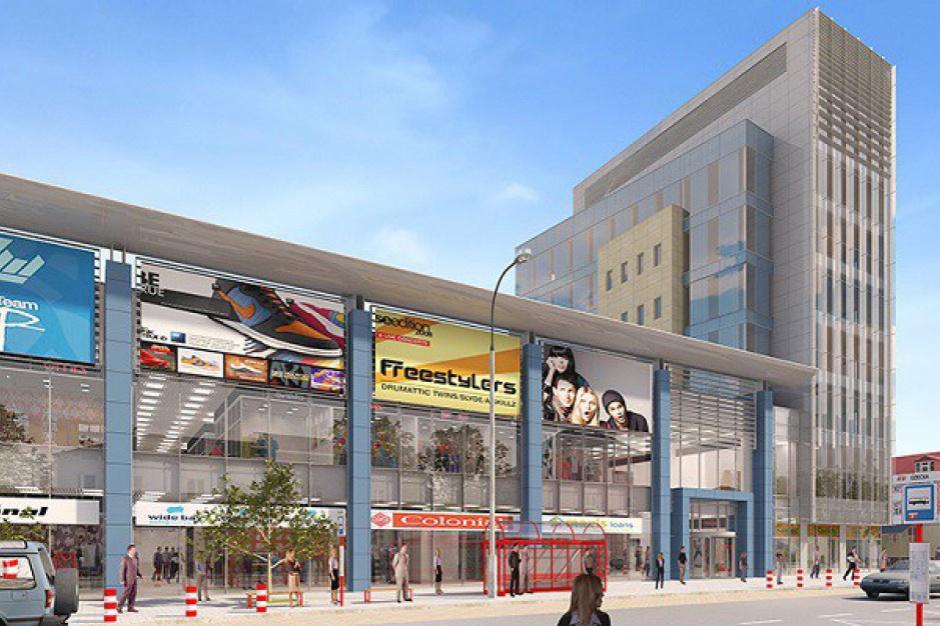 Nowe centrum handlowe otwarto w Warszawie