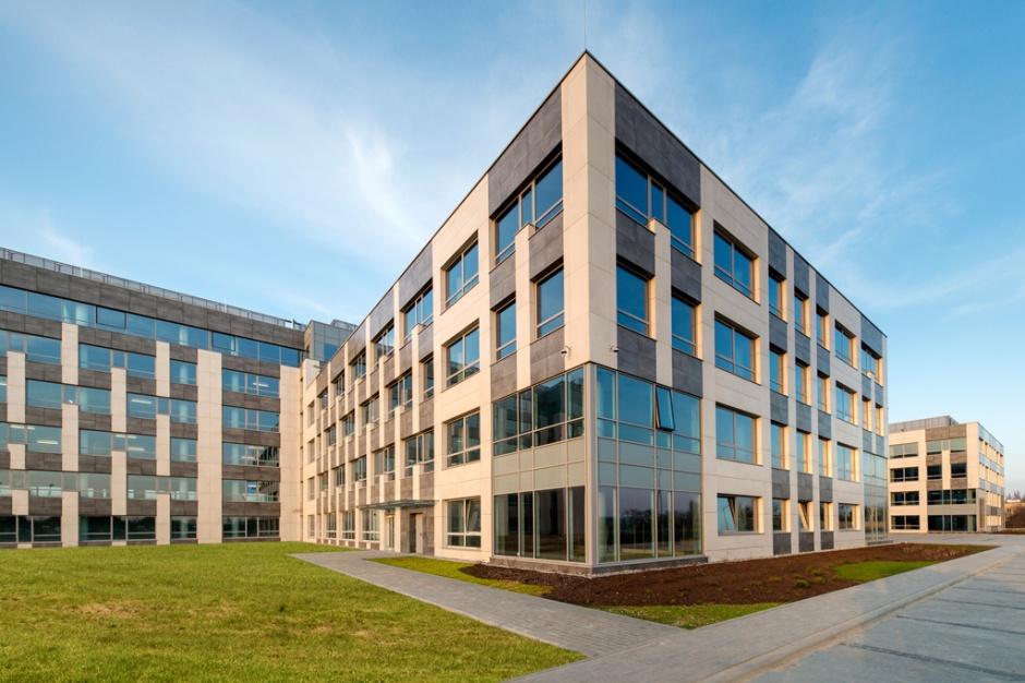 Astrum Business Park według koncepcji BIM już działa