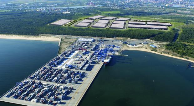 Pomorskie Centrum Logistyczne całe wynajęte. Goodman rusza z rozbudową