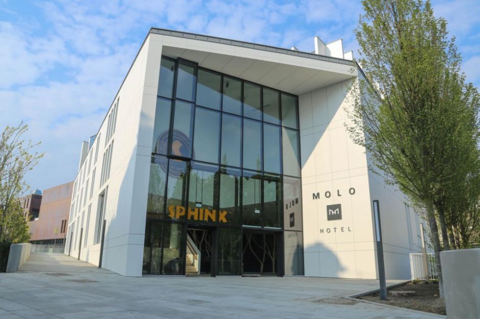 Nowy hotel w Sopocie. W samym centrum