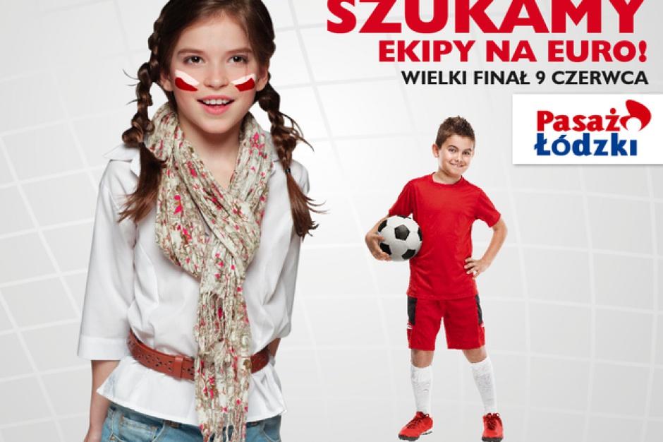 Turniejowe emocje przed Euro 2016 w Pasażu Łódzkim