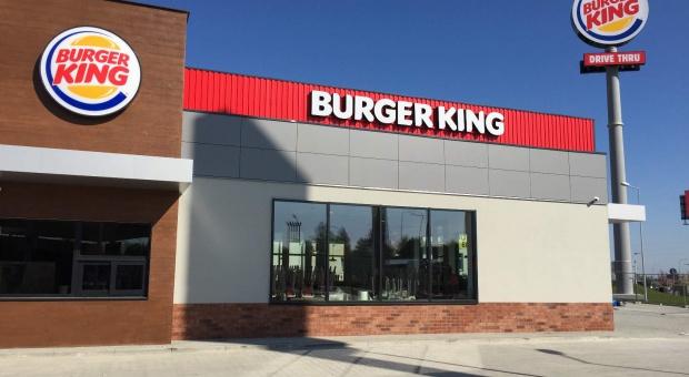 Burger King jeszcze bardziej widoczny w centrum Europy
