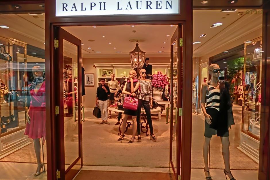 Nowe twarze uratują Ralpha Laurena?