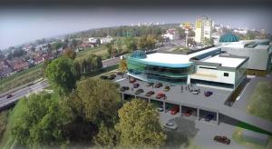 Sklepy, kino i... planetarium. Rusza budowa nowej galerii