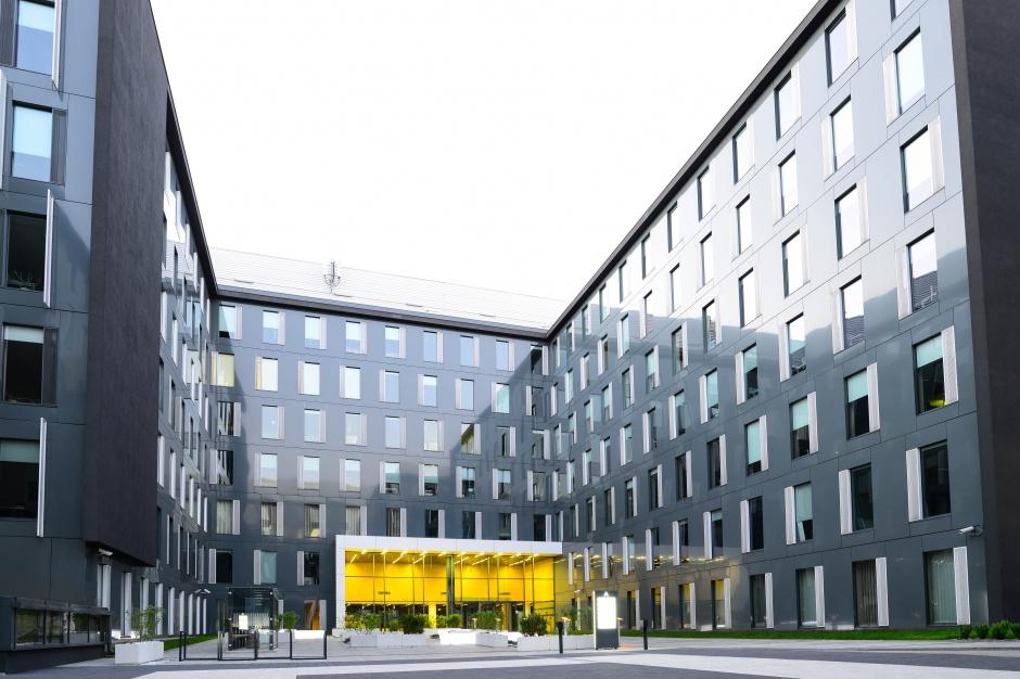 Biurowy rynek Łodzi jeszcze większy. Zobacz nową inwestycję od środka