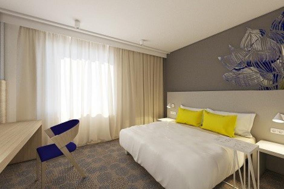 W Siedlcach powstał hotel inspirowany naturą