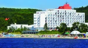To jeden z kultowych hoteli nad Bałtykiem. Jak osiągnąć sukces na miarę Amber Baltic?