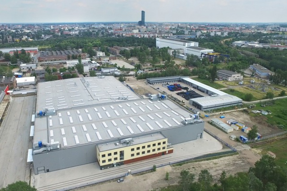 Panattoni buduje fabrykę pociągów