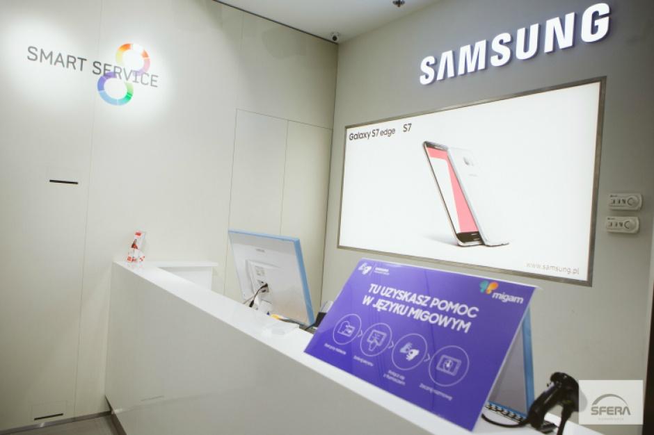 Samsung Brand Store wchodzi do Bielska