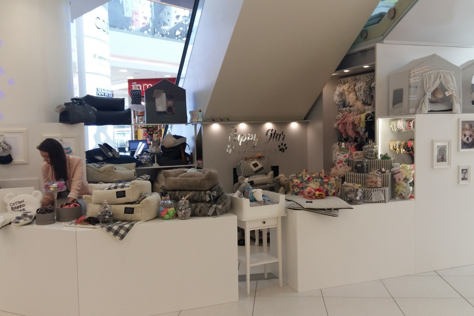 Puppy Star - luksusowy sklep dla... psów