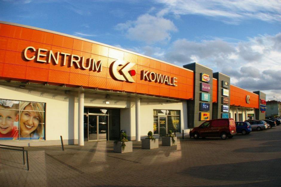 Centrum Kowale kompletuje usługi