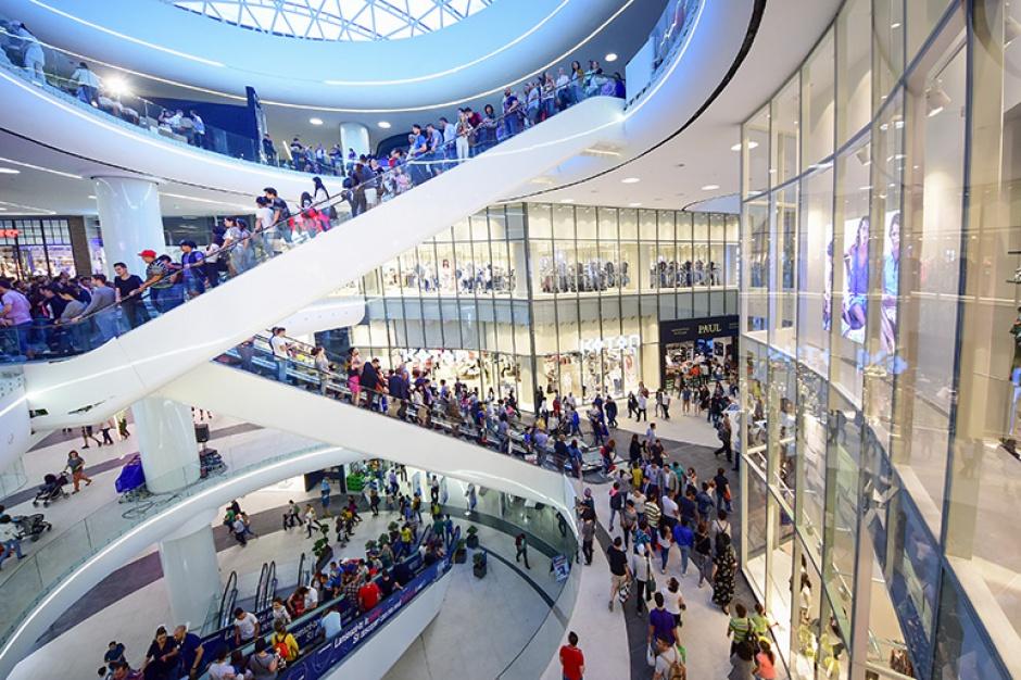 Kolejny fundusz z RPA kupuje centrum handlowe