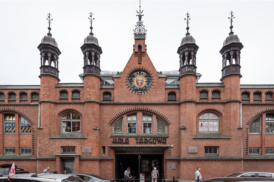 Gdańska Hala Targowa czeka na inwestora