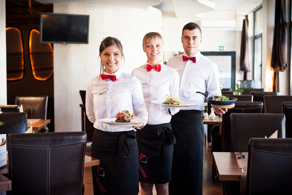 Jedzenie po śląsku również w hotelu