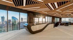 Deloitte w nowym biurze. Zobacz zdjęcia wnętrz