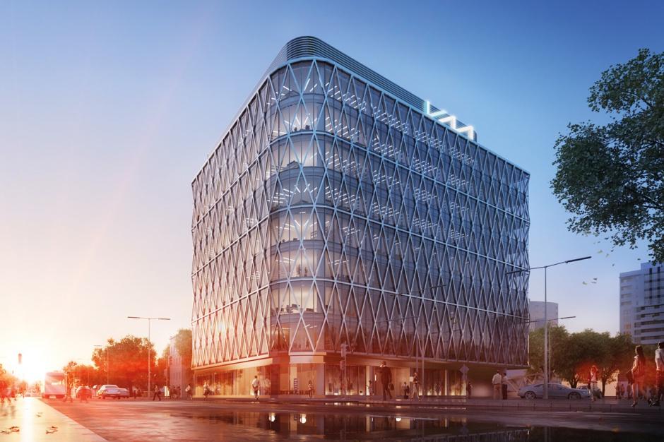 Biurowa Villa wyrośnie w stolicy