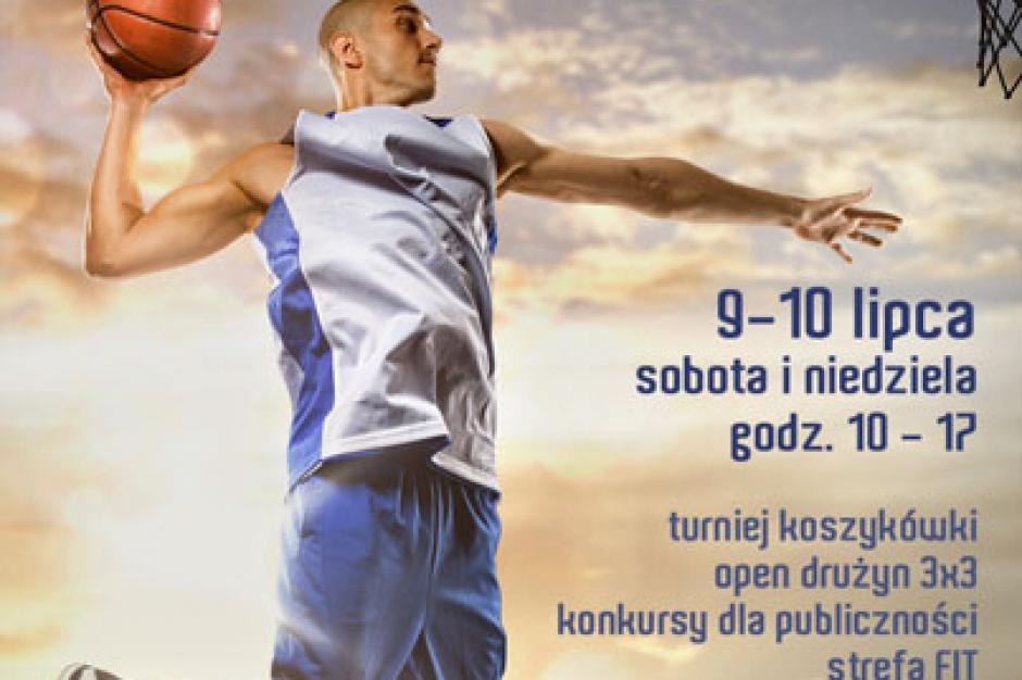 Weekend z koszykówką w Poznań City Center