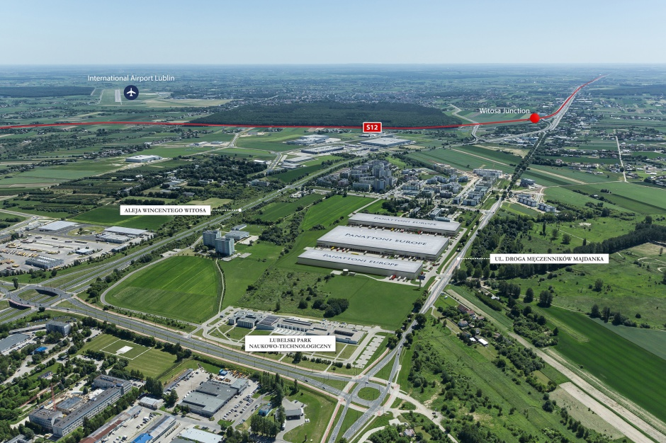 Rohling Suus Logistics stawia na dwa miasta