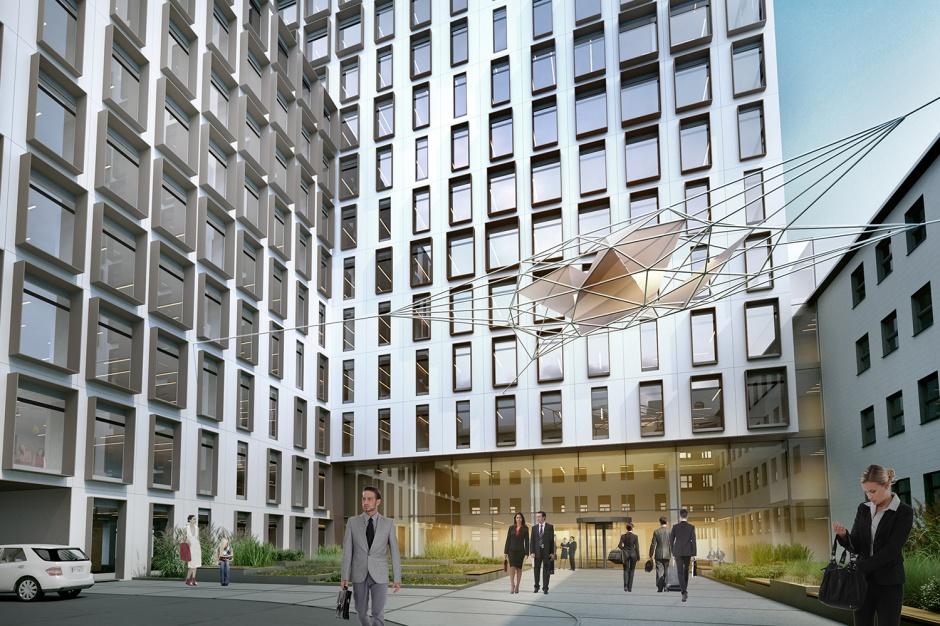 Kolejny projekt biurowy LC Corp na Woli
