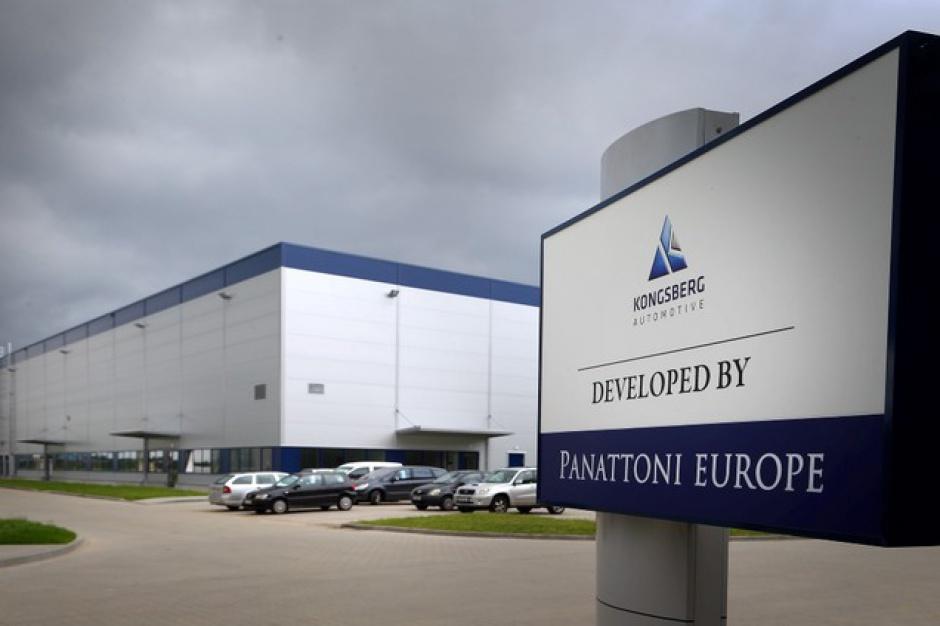 Panattoni Europe zakończyło budowę dla norweskiego inwestora