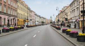 Ulice handlowe wracają do łask