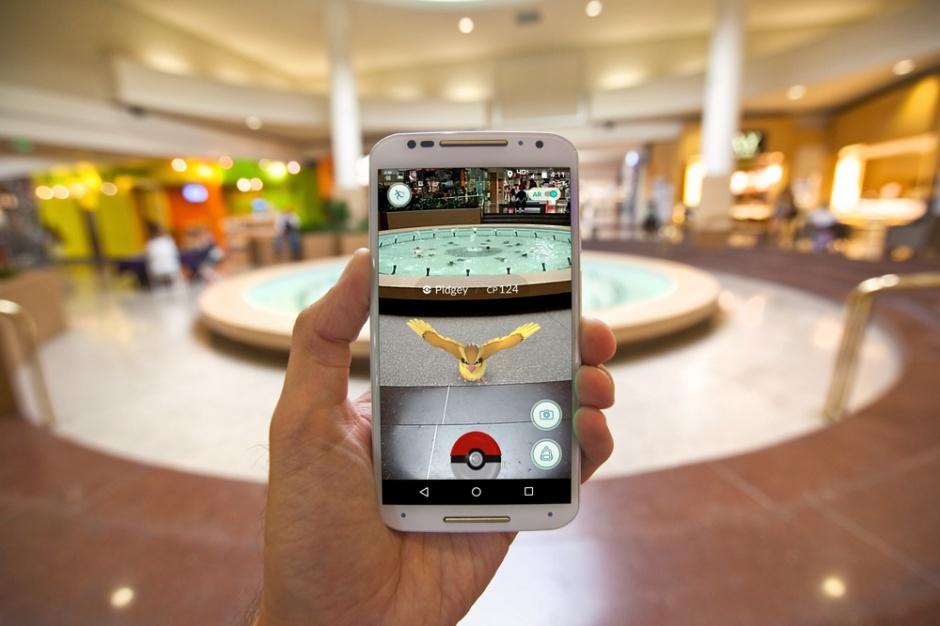 Pokemon Go da nowe życie galeriom handlowym?