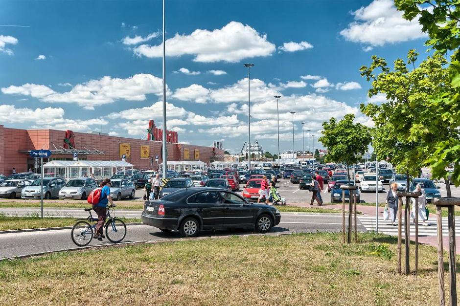 Więcej przestrzeni, więcej sklepów. Rozrasta się centrum handlowe w Białymstoku
