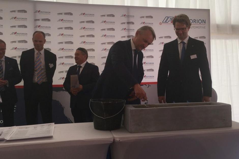 Panattoni buduje fabrykę dla niemieckiego inwestora branży motoryzacyjnej