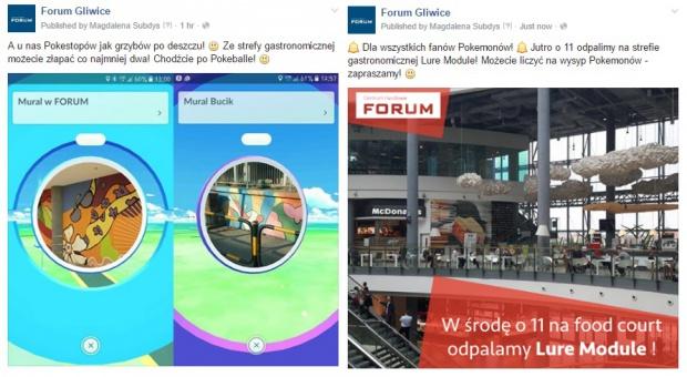 Polskie galerie zaczynają korzystać z fenomenu Pokemon Go