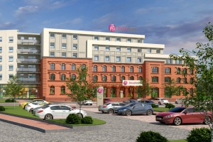 Hotel Focus w Białymstoku może wreszcie powstać