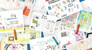 Strefę dla dzieci w salonach Komputronik pomagają projektować... dzieci