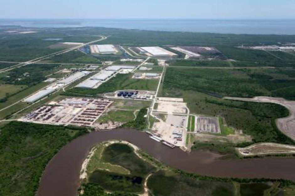 Jeden z największych parków logistycznych na świecie sprzedany