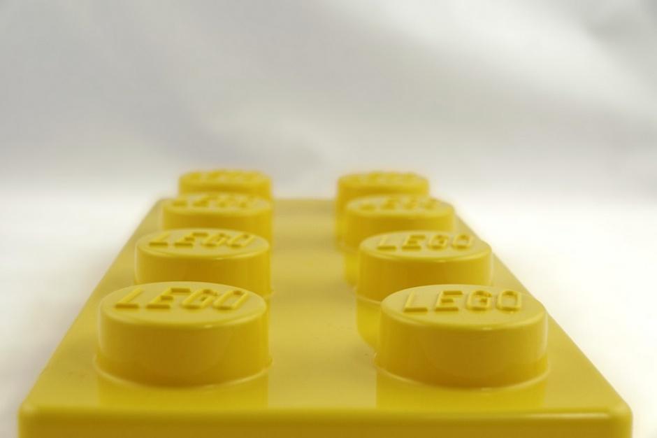 Deweloperzy budują z... klocków LEGO