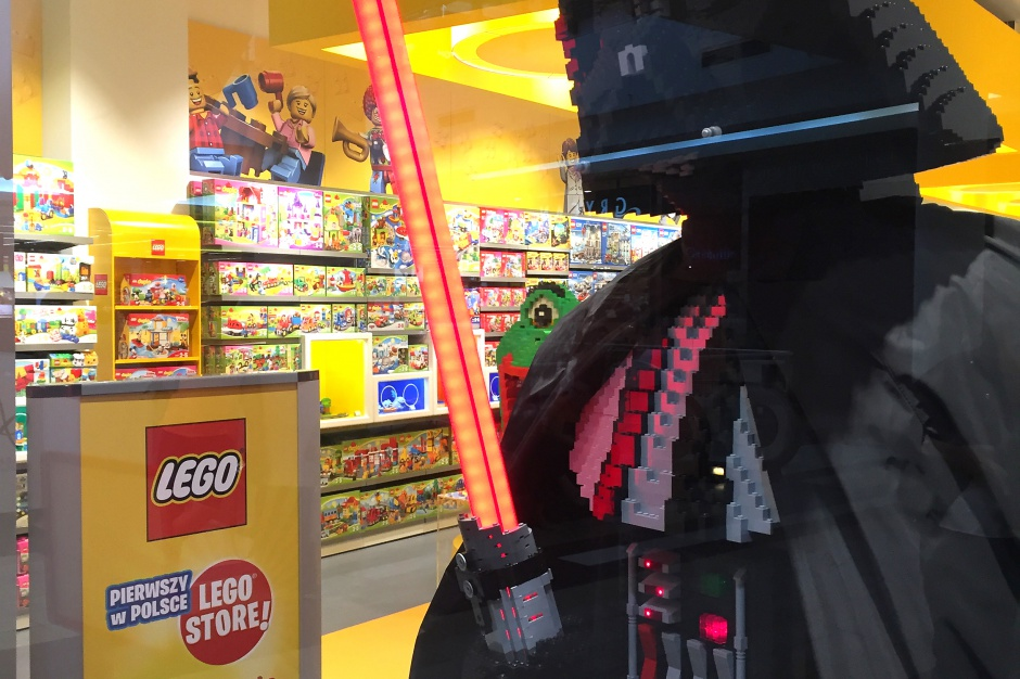 Imperium Lego w Warszawie