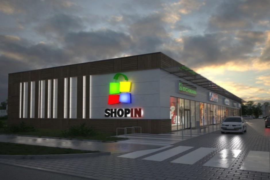 Tower zbuduje dwa parki handlowe Shopin