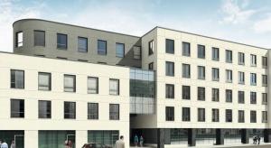 Nowy hotel w Katowicach już w budowie