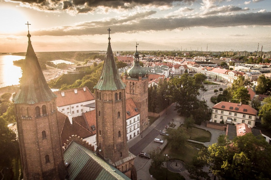 Płock - inwestycje w centrum